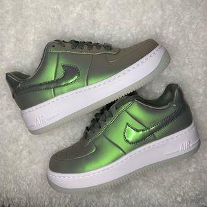 "Nike Air Force 1 Upstep Low ""Shine"""